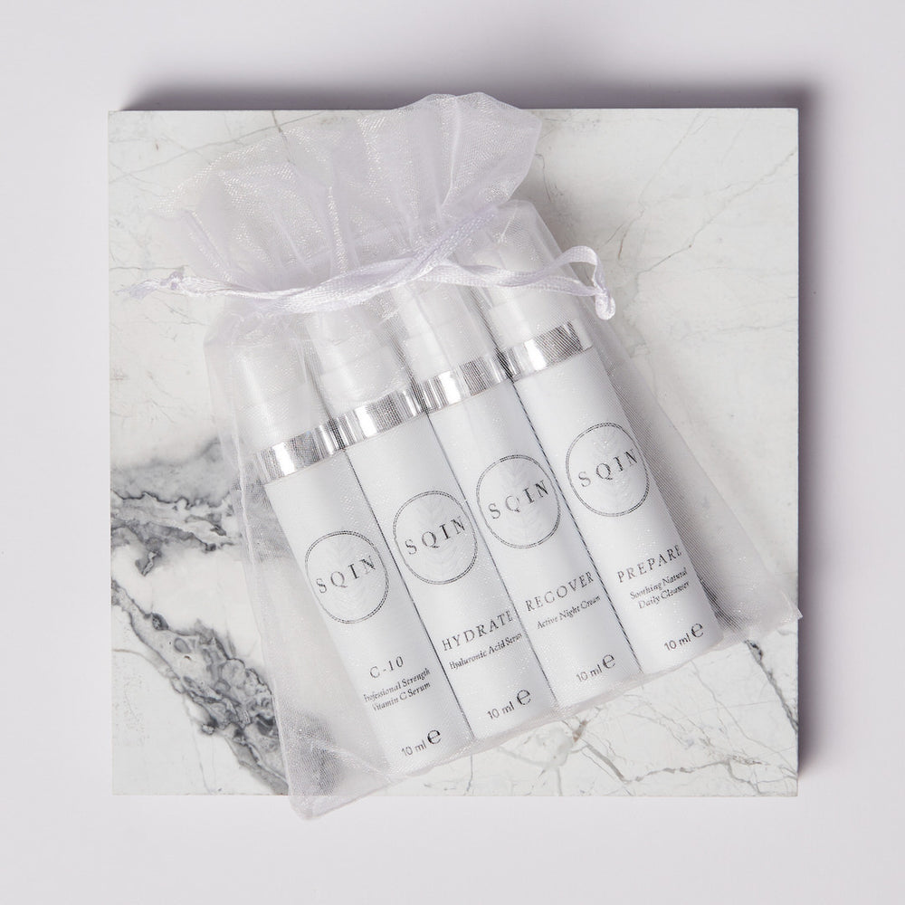 Sqin by HC Skincare Discovery Pack
