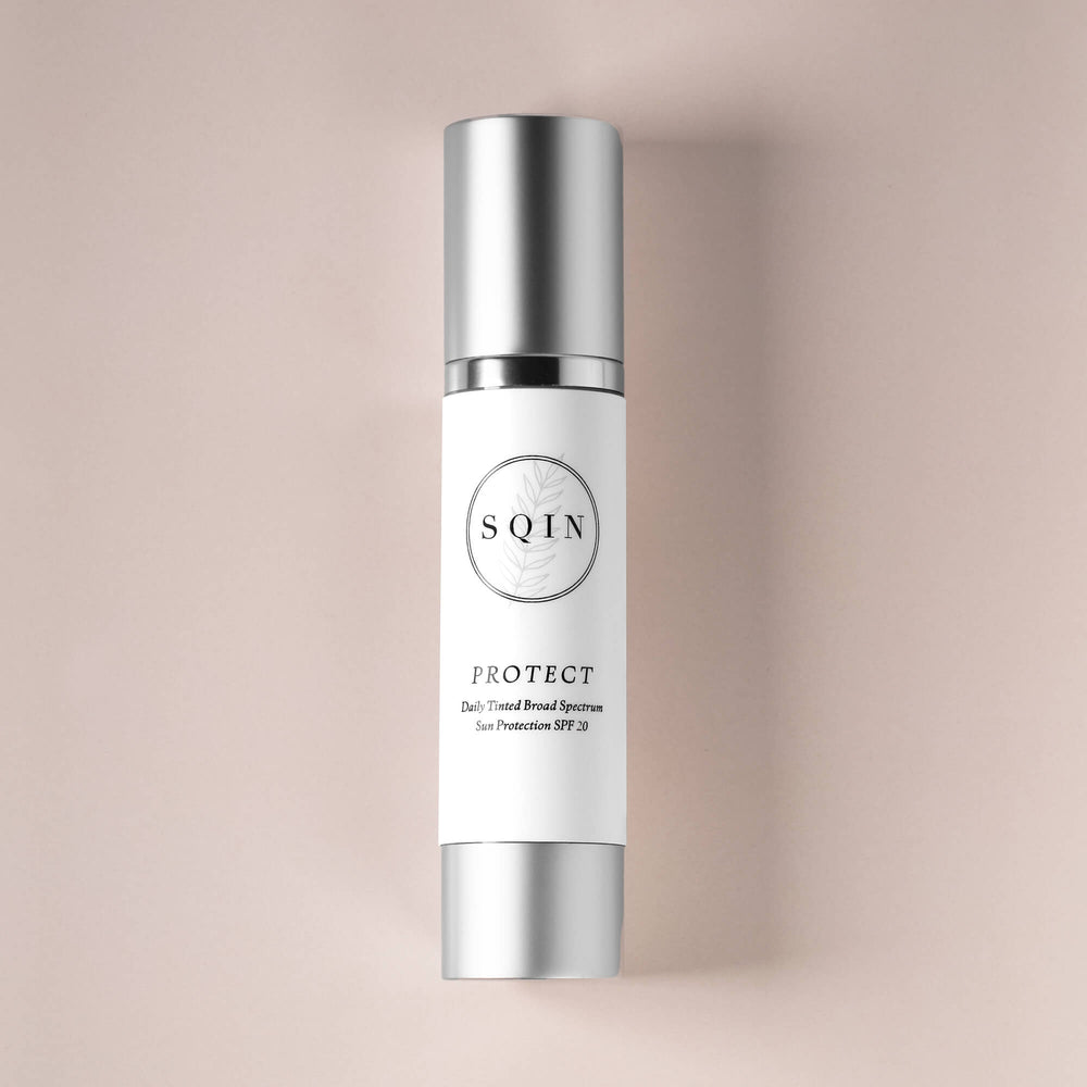 SQIN Protect Daily Moisturiser with SPF 20