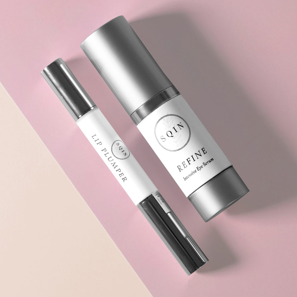 Lip Plumper & Eye Serum -Bonus Free Shipping