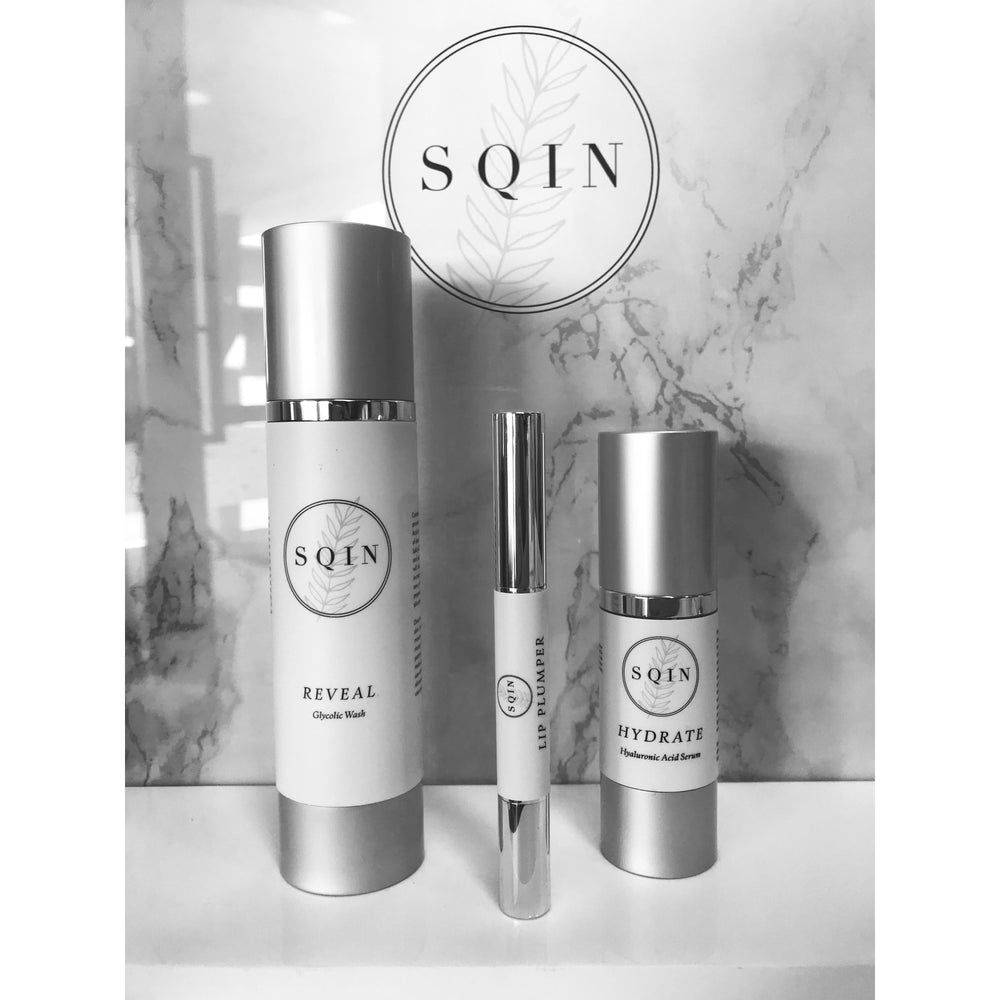Sqin by HC Skincare Product Bundle #3
