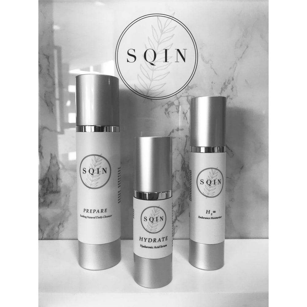 Sqin by HC Skincare Product Bundle #2