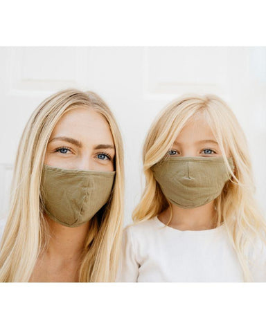 Face Masks - Mommy & Me - Multi (Adult)