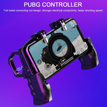 Load image into Gallery viewer, GamePad Gun-Shaped PUBG Controller