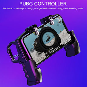 GamePad Gun-Shaped PUBG Controller
