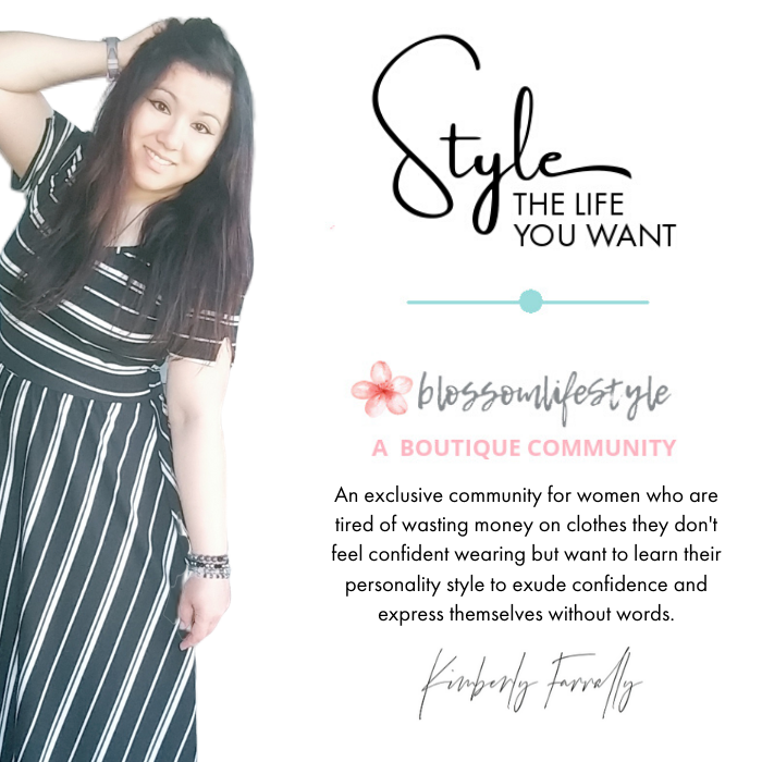 Join the blossomlifestyle boutique community for exclusive vip perks