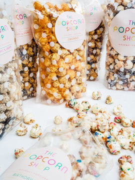 Gourmet Popcorn by the Popcorn Shop {Multiple Flavor Options}