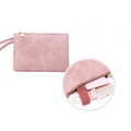 Bella Backpack Handbag includes a matching clutch and wristlet