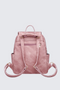 Bella Backpack Handbag in Pink