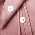 Bella Backpack Handbag Button Closeup