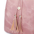 Bella Backpack Handbag Tassels