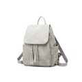 Bella Backpack Handbag in Gray