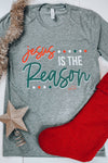 Jesus is the Reason Graphic Tee