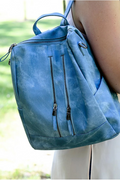 Samantha Handbag as a fashionable backpack