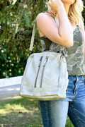 Samantha Handbag as a fashionable shoulder strap