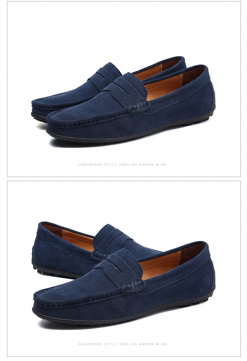 Brand Fashion Summer Style Soft Moccasins