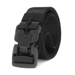 New Nylon Belt Men Army Tactical Belt
