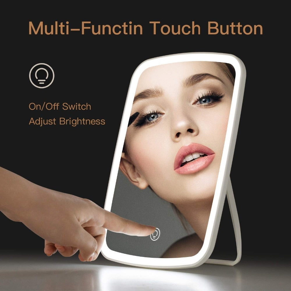 Original Youpin Jordan Judy Intelligent portable makeup mirror