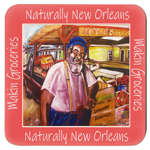 Naturally New Orleans Coasters
