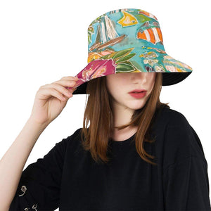 Shell In Your Pocket Unisex Bucket Hat