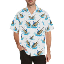 Load image into Gallery viewer, Blue Marlin Men's shirt