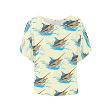 Load image into Gallery viewer, Blue Marlin Ladies shirt