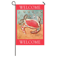 Load image into Gallery viewer, Louisiana Crab Flag