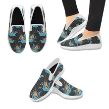 Load image into Gallery viewer, Blue Marlin Woman's Slip-on Sneaker