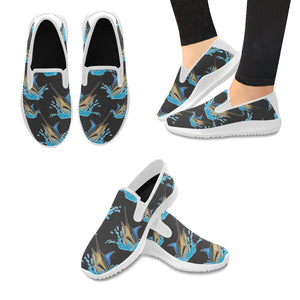 Blue Marlin Woman's Slip-on Sneaker