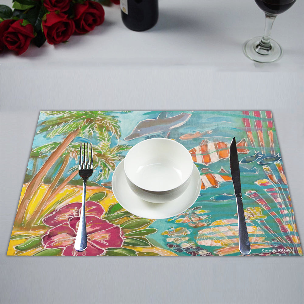 Shell In Your Pocket Placemats (Set of 6)
