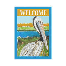 Load image into Gallery viewer, Pelican Welcome Flag