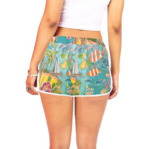 Shell In Your Pocket Shorts