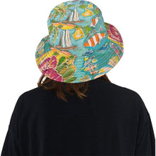 Load image into Gallery viewer, Shell In Your Pocket Unisex Bucket Hat