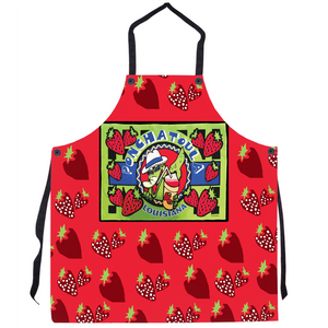 Strawberry Festival Apron