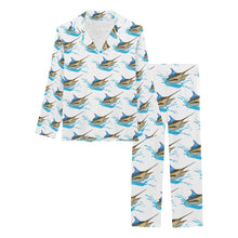 Load image into Gallery viewer, Blue Marlin Ladies Long PJ's