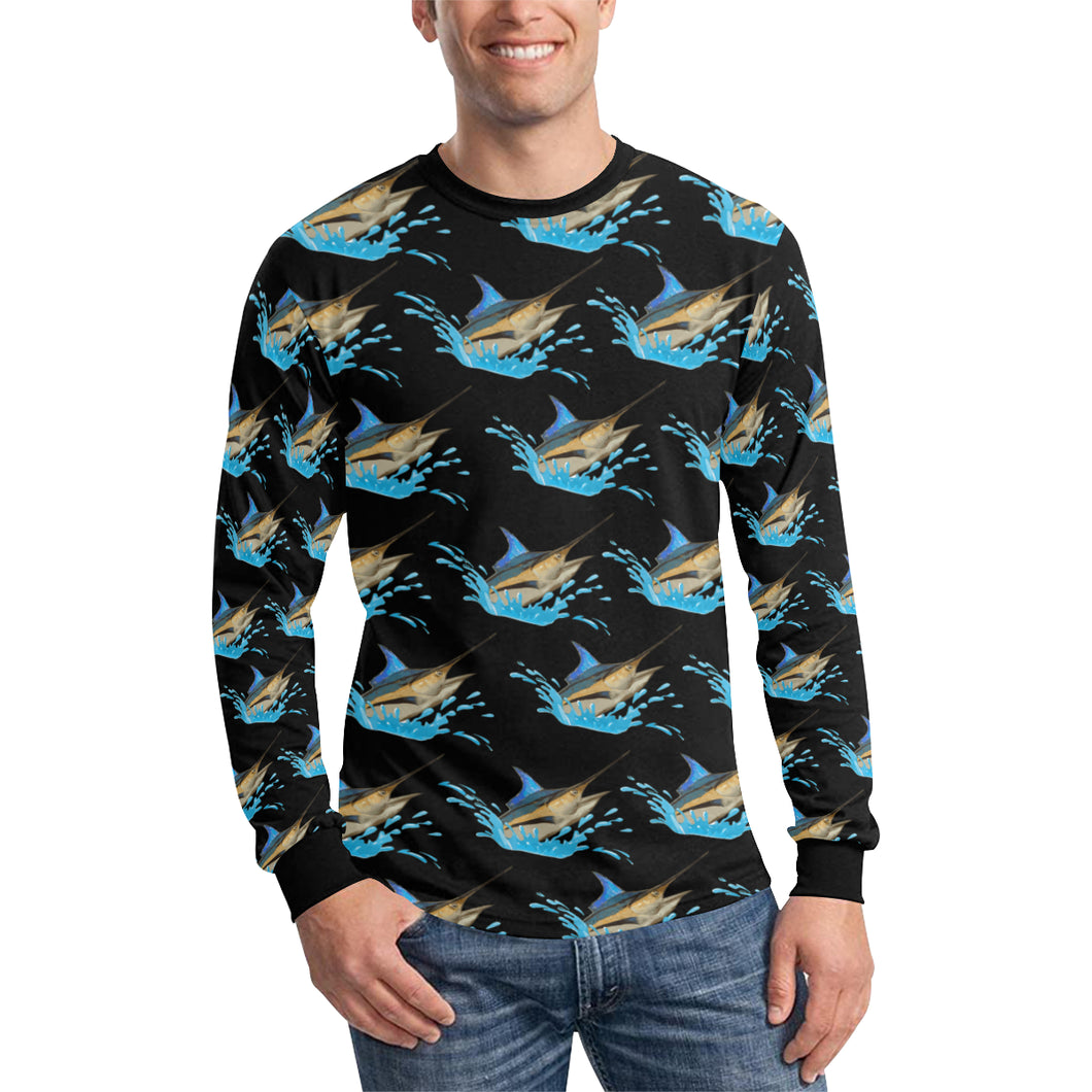 Blue Marlin Men's T-Shirt