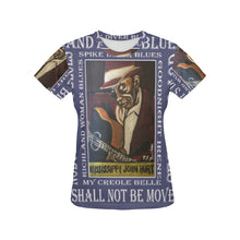 Load image into Gallery viewer, Mississippi John Hurt All Over Print T shirt