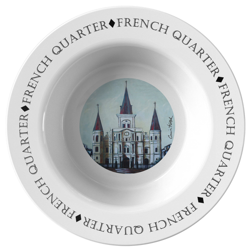 St. Louis Cathedral Gumbo Bowl