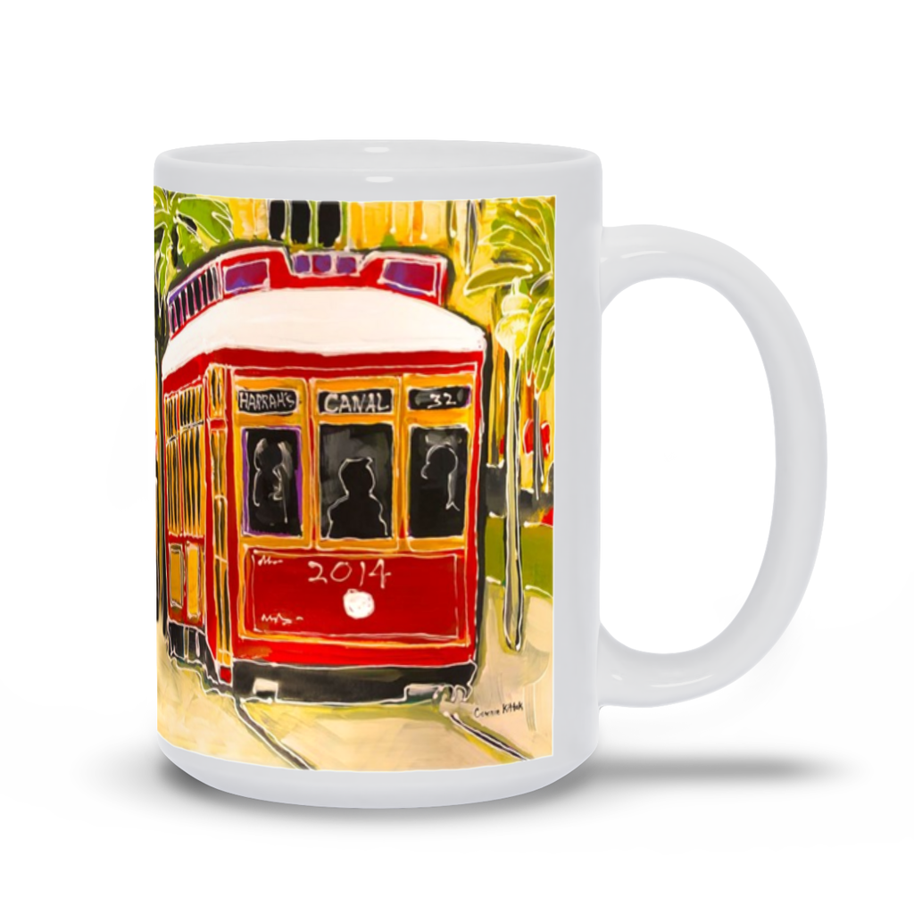 Canal St. Street Care 15 oz mug