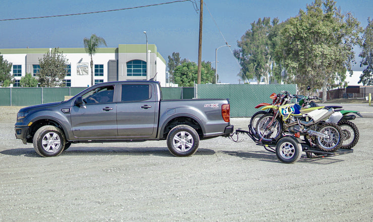 Dirt Bike Trailer, Scooter & Sport Bike Trailer