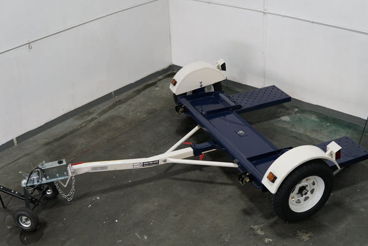 Tow Dolly with Surge Brakes