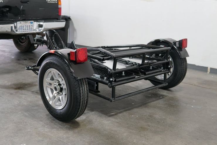 Stand up kendon Style Motorcycle Trailer - Not a kendon