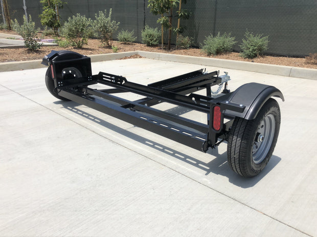 Stand-Up EZ Haul Tow Dolly