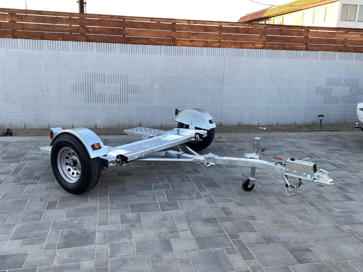 Car Dolly for sale- Galvanized Surge brake tow dolly perfect for RV or any vehilce