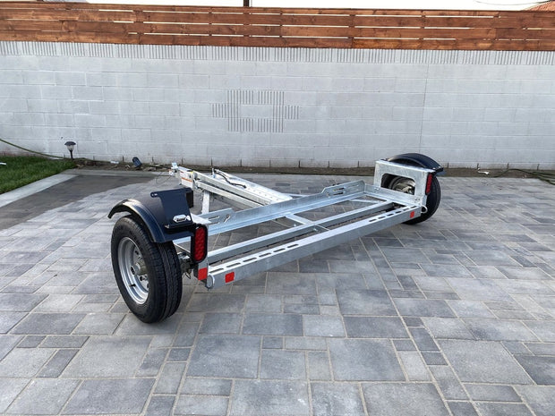 acme car tow dolly -heavy duty disc brake led tow dolly. How to use a tow dolly uhaul car dolly