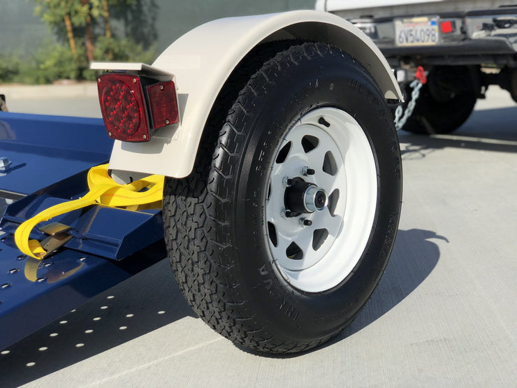 Car Tow Dolly With Brakes