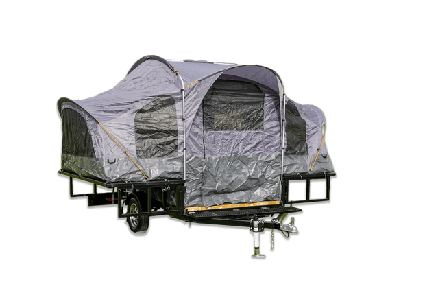 ATV Camping and Utility Trailer