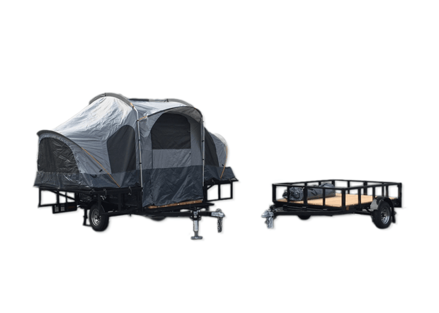 Camping Tent Trailer similar to jumping jack