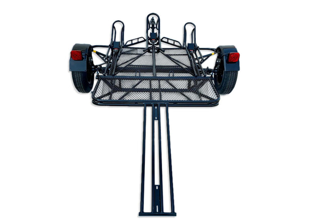 Amazing Foldable Stand up Motorcycle Trailer Similar kendon motorcycle trailer