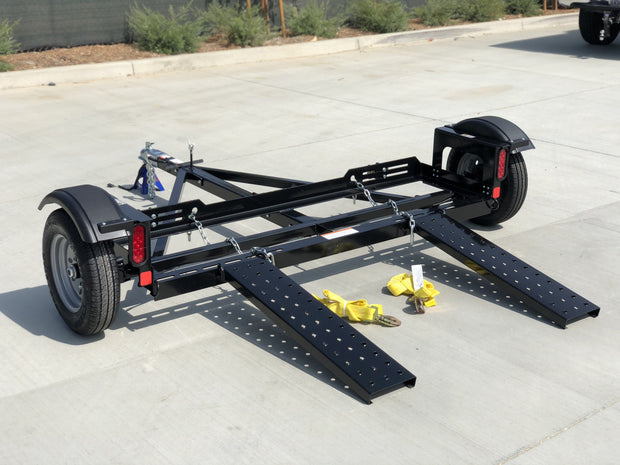 Car Tow Dolly for mini cooper