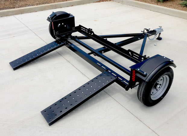 Stand-up Car Tow Dolly - Tow Smart Trailers